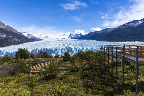 Argentina, Patagonia, Perito Moreno Glacier at Los Glaciares National Park - STSF000766