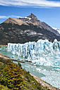 Argentina, Patagonia, Perito Moreno Glacier and Argentino Lake at Los Glaciares National Park - STSF000769