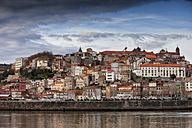 Portugal, Porto, Douro river nad historic city centre - ABOF000003