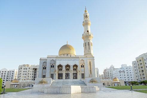 Oman, Muscat, Al Zawawi Mosque - HLF000863