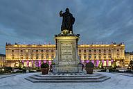 France, Lorraine, Nancy, Stanislas Square - PAF001340