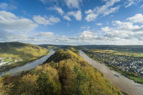 Germany,  Rhineland-Palatinate, Moselle loop, Maienburg - PAF001364