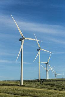 Spain, Andalusia, Tarifa, Wind farm - KBF000332