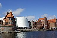 Germany, Stralsund, Ozeaneum - LHF000472