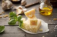 Ingredients of basil pesto - KSWF001470