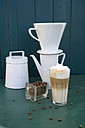 Preparing filter coffee - GISF000114
