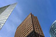 Germany, Berlin, High-rise building at Potsdamer Platz - EGBF000070