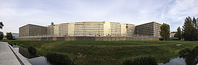 Backside of BND building, Berlin, Germany - FBF000402