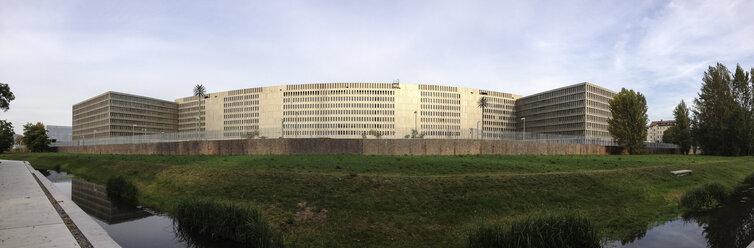 Backside of BND building, Berlin, Germany - FBF000402