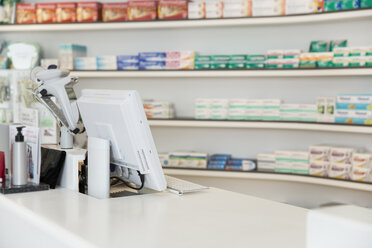 Salesroom of a pharmacy - FKF001118