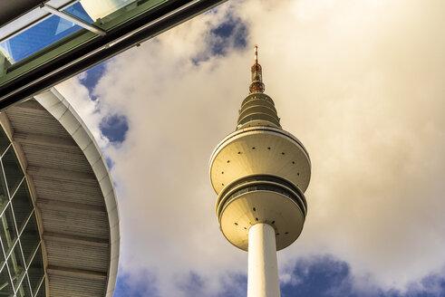 Germany, Hamburg, TV Tower - EGBF000119