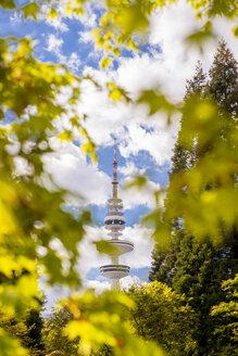 Germany, Hamburg, TV Tower - EGBF000121