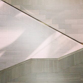 USA, Washington D.C., stairs at National Gallery of Art - SEG000352