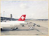 Zurich international airport, Zurich, Switzerland - MS004600