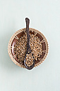 Bowl of wheat grains - MYF001028