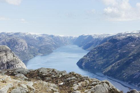 Norway, Ryfylke, Lysefjord - STDF000193