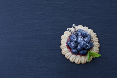 Short crust tartlet with blueberries - CSF025829