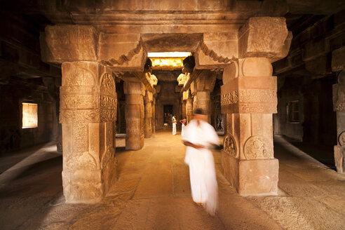 India, Karnataka, Pattadakal, Chalukya temple complex - PC000165
