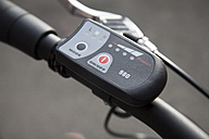 Detail of electric bicycle - TAMF000068
