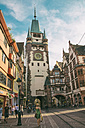Germany, Freiburg, view to Martin's Gate - TAM000131