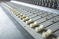 Recording studio, mixing console, audio recording - TAMF000024