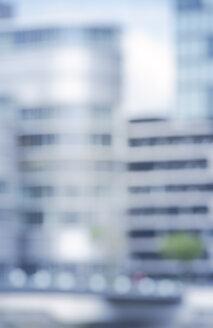 Germany, Duesseldorf, office buildings, blurred - GUFF000127