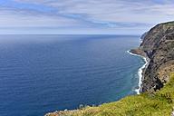 Portugal, Madeira, Coast and atlantic ocean - FDF000098