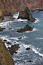 Portugal, Madeira, rocky coast - FDF000101
