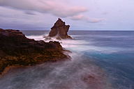 Portugal, Madeira, Atlantic coast, Rock formation - FDF000115
