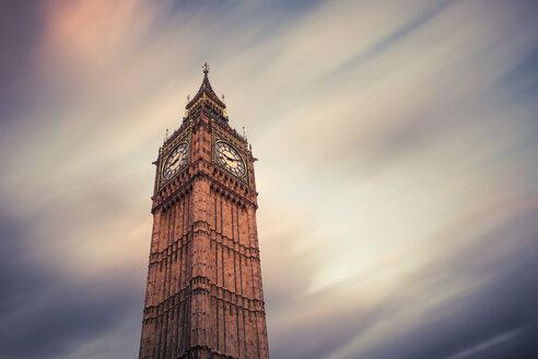 UK, London, Big Ben - ZMF000403