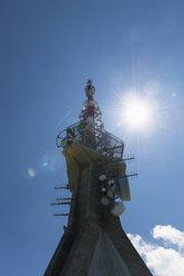 Austria, Tyrol, Kitzbuehel, radio tower Kitzbueheler Horn - VIF000341