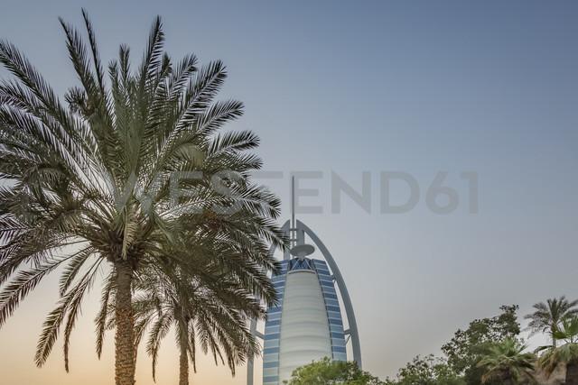 United Arab Emirates, Dubai, Burj al Arab Hotel - NKF000286 - Stefan Kunert/Westend61