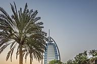 United Arab Emirates, Dubai, Burj al Arab Hotel - NKF000286