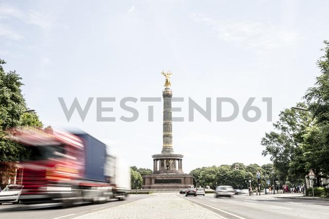 Germany, Berlin, view to victory column - CHPF000152