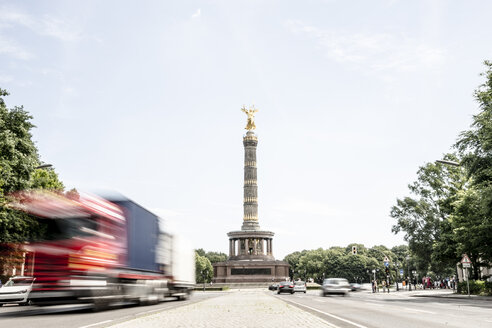 Germany, Berlin, view to victory column - CHPF000152
