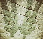 Shadows on cobblestone pavement - KRPF001561