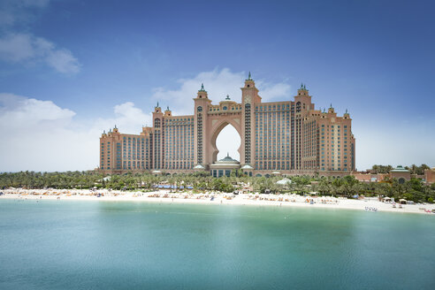 United Arab Emirates, Dubai, Atlantis the Palm Hotel - NKF000311
