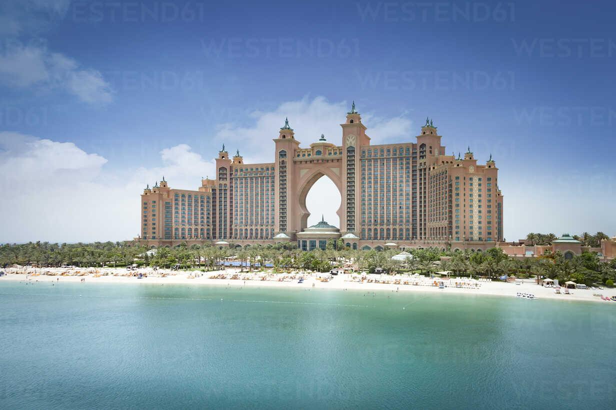 United Arab Emirates, Dubai, Atlantis the Palm Hotel - NKF000311 - Stefan Kunert/Westend61