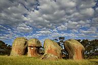 Australia, South Australia, rock formation Murphy's Haystacks - TOVF000009