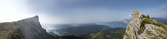 Austria, Salzburg State, Panorama of Schafberg - MKFF000250