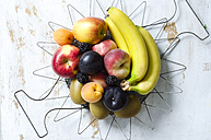 Mixed fruit basket - ODF001152
