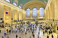 USA, New York City, Grand Central Station - ON000846