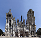France, Rouen, Cathedral Notre-Dame de l'Assomption - KLR000074