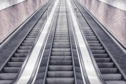 Three escalators - ZMF000420