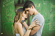 Young couple in love - RAEF000258
