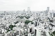Japan, Tokyo, cityscape - FLF001162