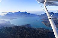 Germany, Bavaria, Lake Walchensee and Alps - PEDF000015