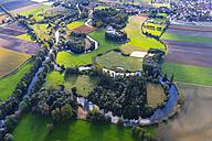 Germany, Bavaria, Hebertshausen, Amoer river and oxbow lake - PEDF000016