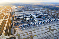 Gerany, Munich, Franz-Josef-Strauss International Airport - PED000002