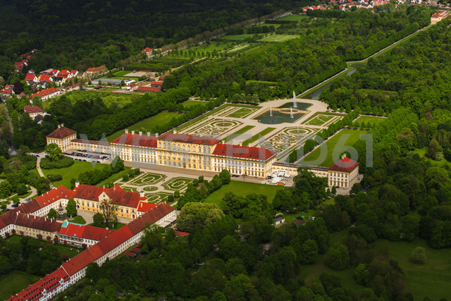 Germany, Bavaria, Oberschleissheim, Schleissheim Castle, Old and New Castle - PED000046